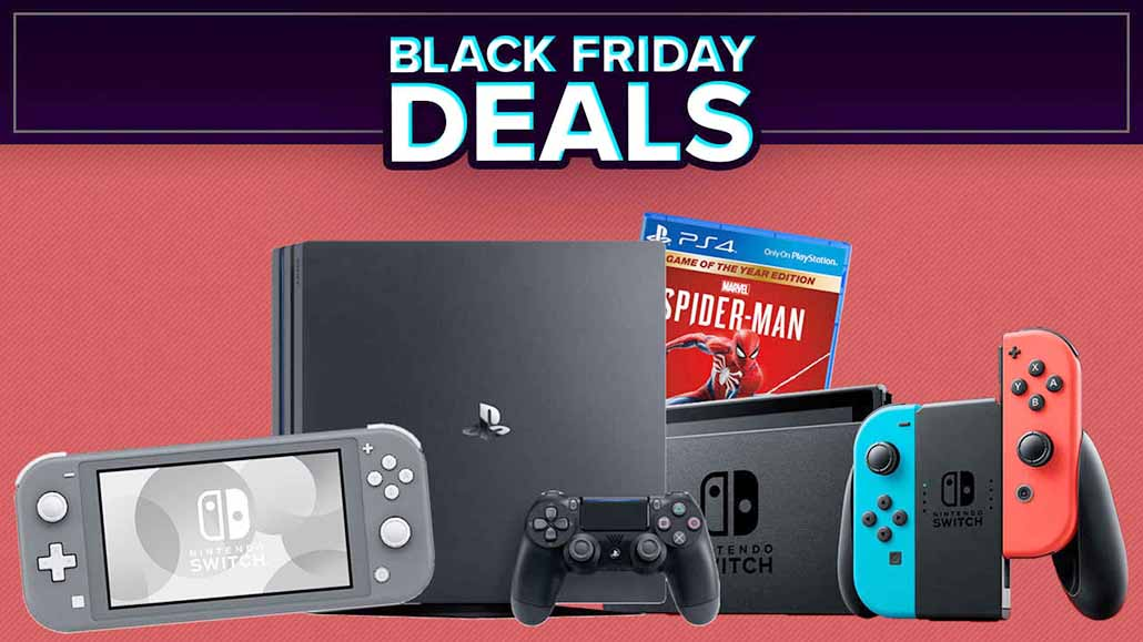 Black Friday 2019: Best Video Game