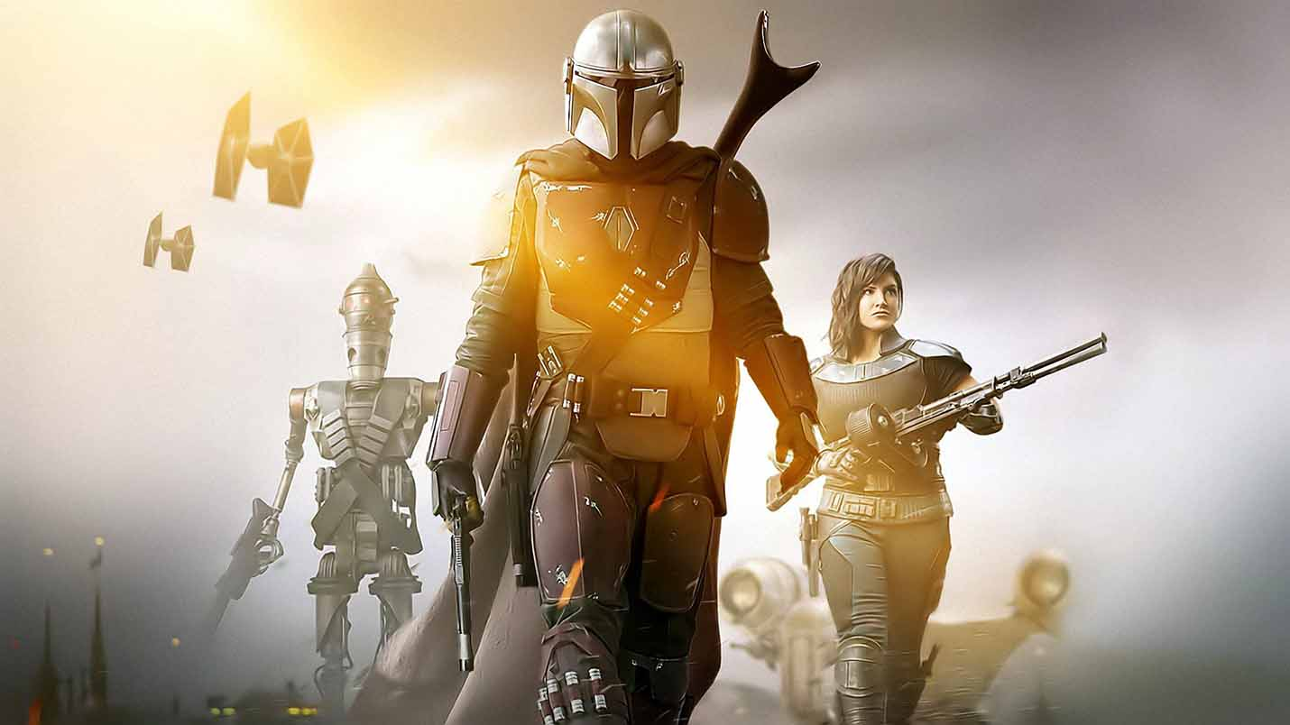 The Mandalorian Chapter Four