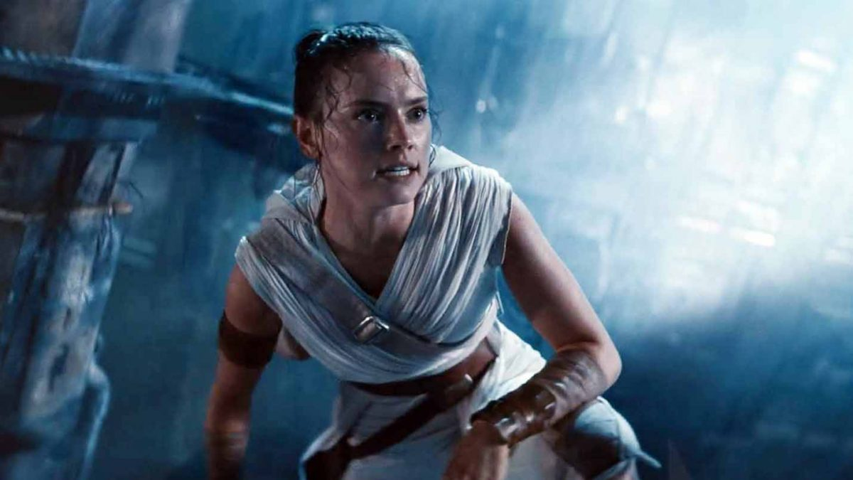 The Rise Of SkyWalker