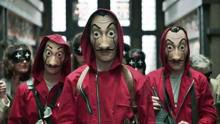 'Money Heist' Season 4