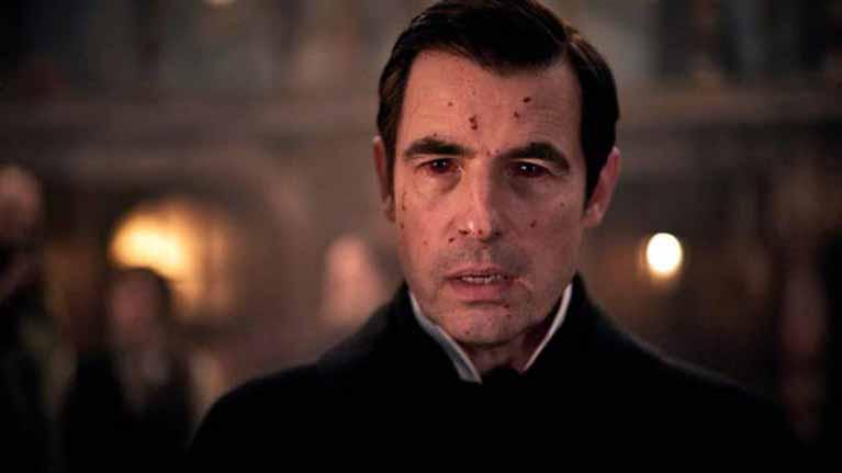 Dracula Start on BBC