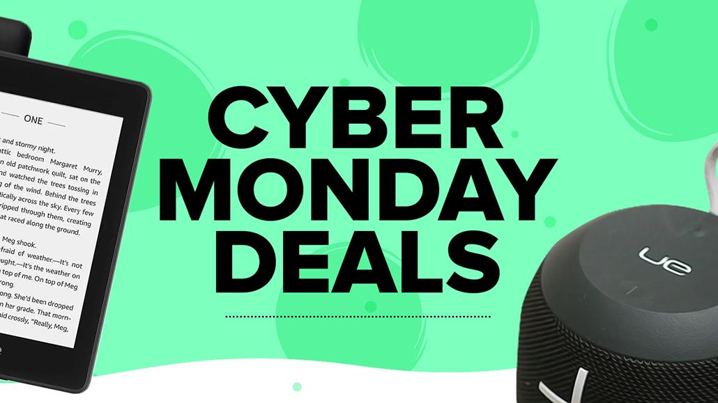 Famous Cyber Monday Deals