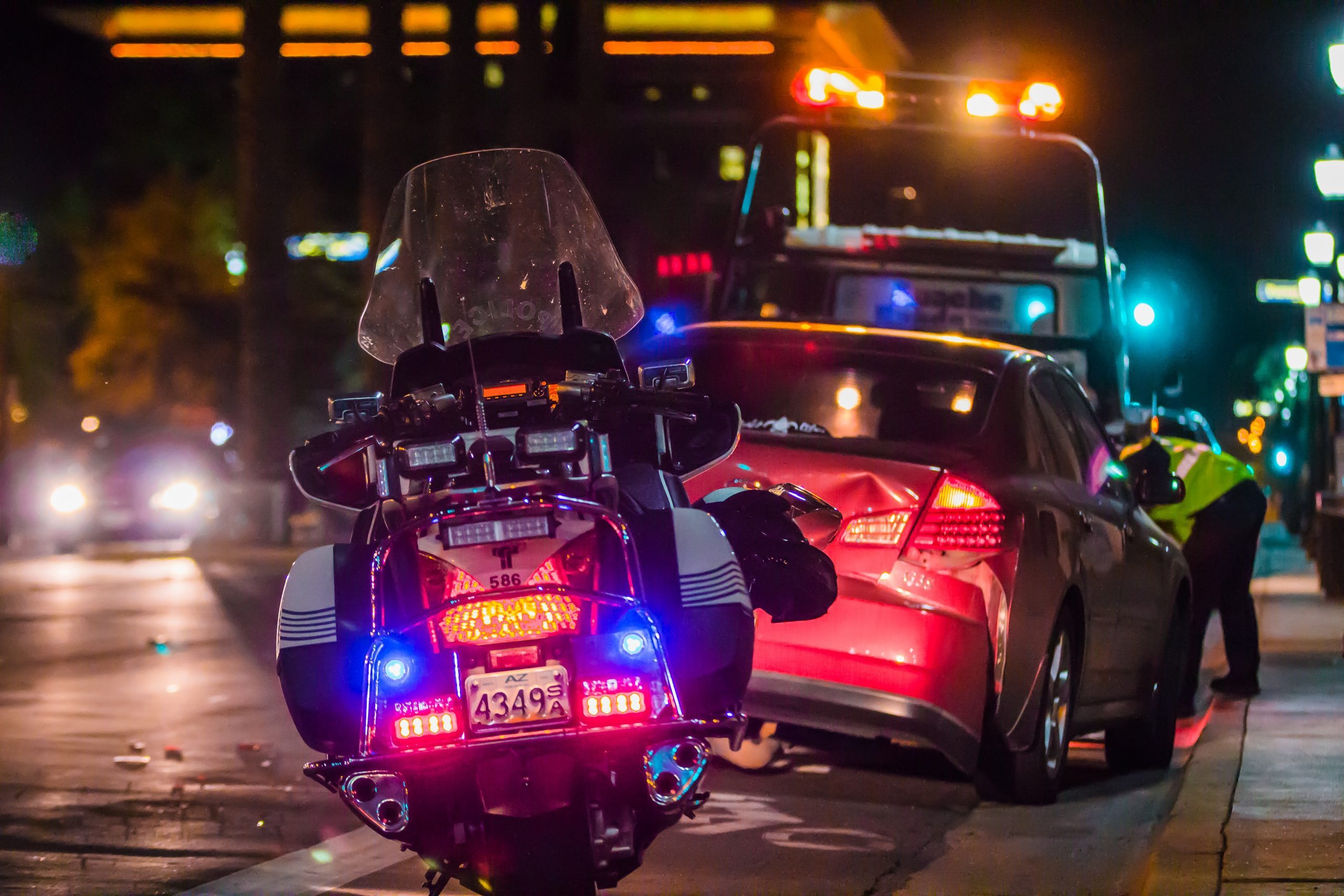 Can you sue when a road defect cause a motorcycle accident?