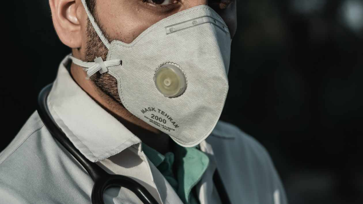 Authentic N95 masks