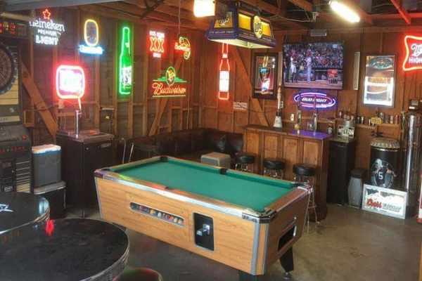 Perfect Man Cave