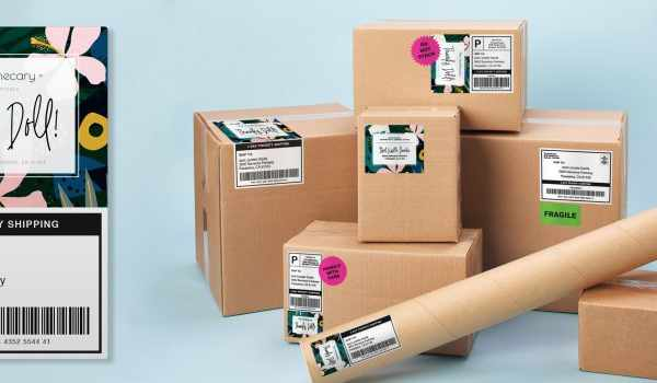 4 x popular printable packaging materials
