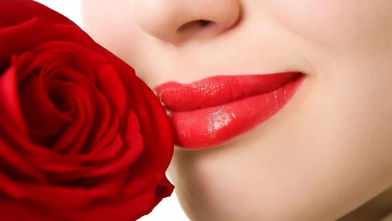 skin blister on lip