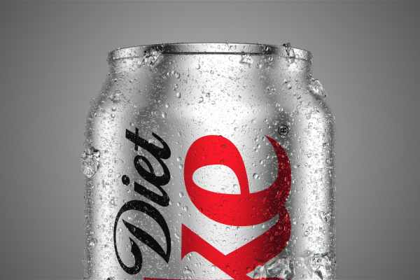 caffeine in diet coke