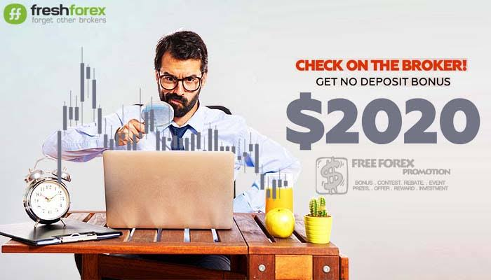 Brokers try to give you the best no deposit bonus deals