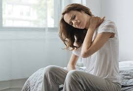 We can avoid these pains by sleeping without pillow