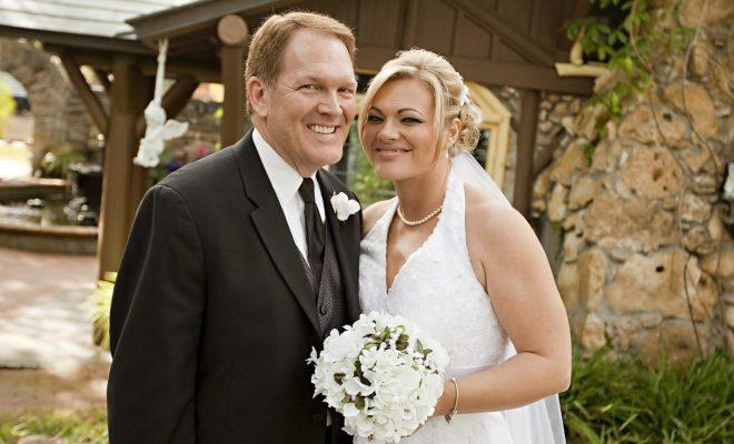 bride father